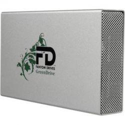 Fantom 3TB GreenDrive Quad External Hard Drive GD3000Q B&H Photo