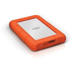 LaCie 2TB Rugged Mini Portable Hard Drive 9000298 B&H Photo