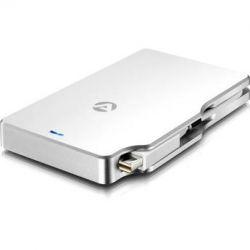 Akitio 512GB Palm RAID Portable SSD AK-PMR-TIMS-AKTH B&H Photo