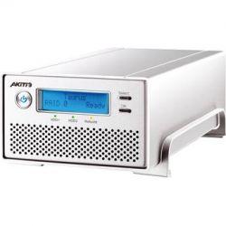 Akitio 8TB (2 x 4TB)Taurus Super-S3 AK-PDD-MSABU3OS-AKTUH-8TB
