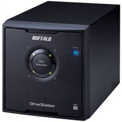Buffalo 16 TB DriveStation Quad USB 3.0 Hard Drive HD-QL16TU3R5