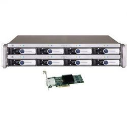 Sonnet 8TB Fusion R800RAID Hard Drive Array Storage FUS-R8MR-8TB