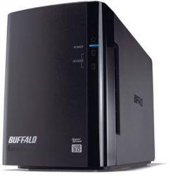 Buffalo 6TB DriveStation Duo USB 3.0 Hard Drive RAID HD-WL6TU3R1