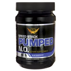 ABB Performance Speed Stack Pumped N.O. - Blue Raspberry 1.14 lb Pwdr