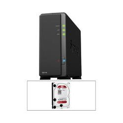 Synology 1TB (1 x 1TB) DS114 Compact Single Bay NAS Server Kit