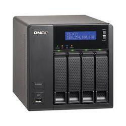 Qnap  TS-421 4-Bay NAS Server TS-421 B&H Photo Video
