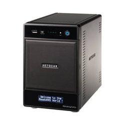 Netgear ReadyNAS Pro 4 12TB (4x 3TB) Unified RNDP4430-100NAS B&H