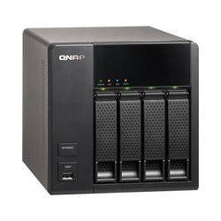 Qnap TS-420 4-Bay Home and SOHO NAS Server TS-420 B&H Photo
