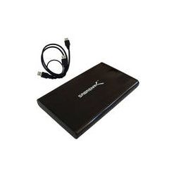 "Sabrent USB 2.0 to 2.5"" IDE Aluminum Hard Drive SBT-EKU25"