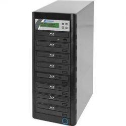 Microboards QD-BD-H7 Blu-ray Tower Duplicator QD-BD-H7 B&H Photo