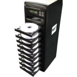 Hamilton Buhl 1:9 DVD/CD Duplicator with LCD Screen HB129 B&H