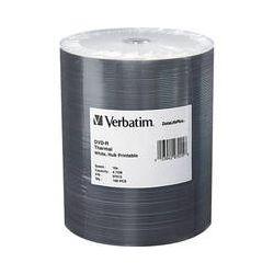 Verbatim DVD-R 4.7GB 16x Thermal Printable Disc 97015 B&H Photo
