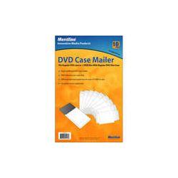 Merit Line  DVD Case Mailer (10) 153062 B&H Photo Video