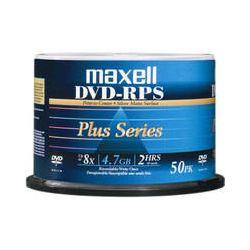 Maxell DVD-R Inkjet Printable Matte Silver Recordable 635080 B&H