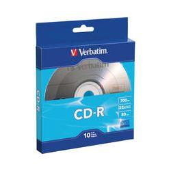 Verbatim CD-R 700MB/80 Minutes Disc (Pack of 10) 97955 B&H Photo