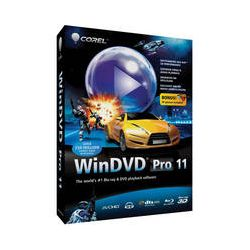 Corel  WinDVD Pro 11 WDPR11ENMB B&H Photo Video