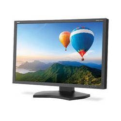 "NEC 30"" Widescreen LED Backlit LCD Wide Gamut PA302W-BK B&H"