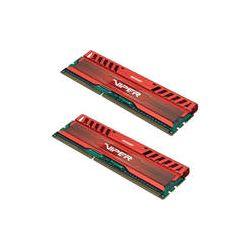Patriot Viper 3 8GB (2 x 4GB) DDR3 CL9 1600 MHz PV38G160C9KRD