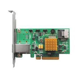 HighPoint RocketRAID 2721 8-Port Hybrid SAS 6 Gbps PCI RR2721