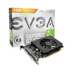 EVGA nVIDIA GeForce GT 620 1 GB DDR3 Graphics Card
