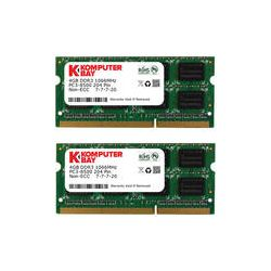 Komputerbay 8GB (2 x 4GB) DDR3 KB_8GB_2X4GBDDR3_SO1333_A B&H