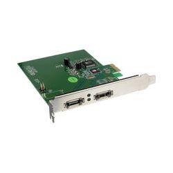 SIIG eSATA II PCIe Pro Host Adapter Card SC-SAE412-S3 B&H Photo