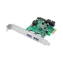 SIIG Dual Profile 4-Port USB 3.0 PCIe with 20-Pin JU-P40511-S1