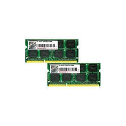Transcend 8GB (2x4GB) SO-DIMM Memory Upgrade Kit for Notebook