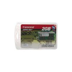Transcend 2GB SO-DIMM Memory for Notebook JM667QSU-2G B&H Photo