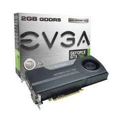 EVGA GeForce GTX 760 Graphics Card 02G-P4-2761-KR B&H Photo