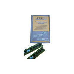 Lifetime Memory 12 GB (3 x 4 GB) PC3 10600 ECC 10307-12ECCKIT