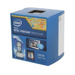 Intel  Pentium G3220 3 GHz Processor BX80646G3220 B&H Photo Video