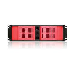 iStarUSA D Storm Series D-300-RED 3U Compact Stylish D-300-RED
