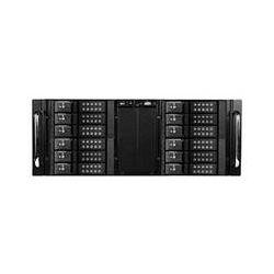 iStarUSA D410-DE12BK 4U 10-Bay Stylish Storage D410-DE12BK B&H