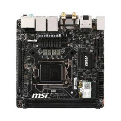 MSI  Z87I Motherboard Z87I B&H Photo Video