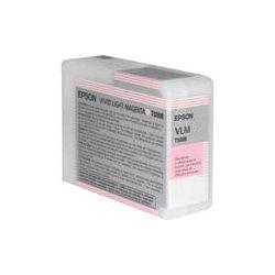 Epson UltraChrome K3 Vivid Light Magenta Ink Cartridge T580B00