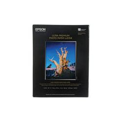 "Epson Ultra Premium Photo Paper Luster - 8.5x11"" S041913"