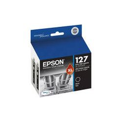 Epson T127120 127 Dual (2) Pack Extra High-Capacity T127120-D2