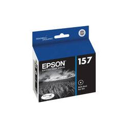 Epson  157 Matte Black Ink Cartridge T157820 B&H Photo Video