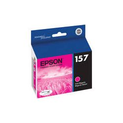 Epson  157 Vivid Magenta Ink Cartridge T157320 B&H Photo Video