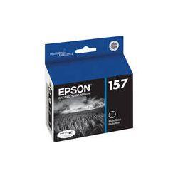 Epson  157 Photo Black Ink Cartridge T157120 B&H Photo Video