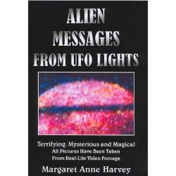 Alien Messages from UFO Lights by Margaret Anne Harvey, 9780722340509.