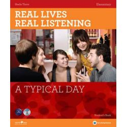 A Typical Day: Elementary Level, A2 by Sheila Thorn, 9781907584428.