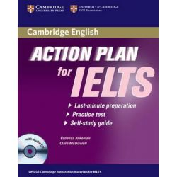 Action Plan for IELTS Self-study Pack Academic Module, Academic Module [With CDROM] by Vanessa Jakeman, 9780521615273.