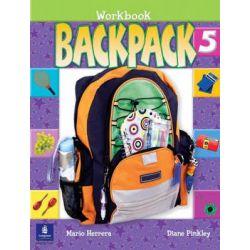 BackPack: Bk. 5, Workbook 5 by Herrera, 9780131827158.