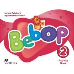 Bebop, Activity Book Level 2 by Lorena Peimbert, 9780230453043.