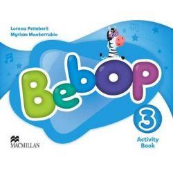 Bebop, Activity Book Level 3 by Lorena Peimbert, 9780230453142.