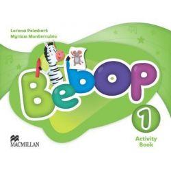 Bebop, Activity Book Level 1 by Lorena Peimbert, 9780230452947.