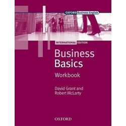 Business Basics, Workbook by David Grant, 9780194577779.