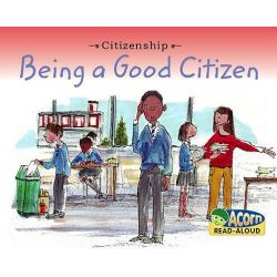Being a Good Citizen by Adrian Vigliano, 9781432933401.